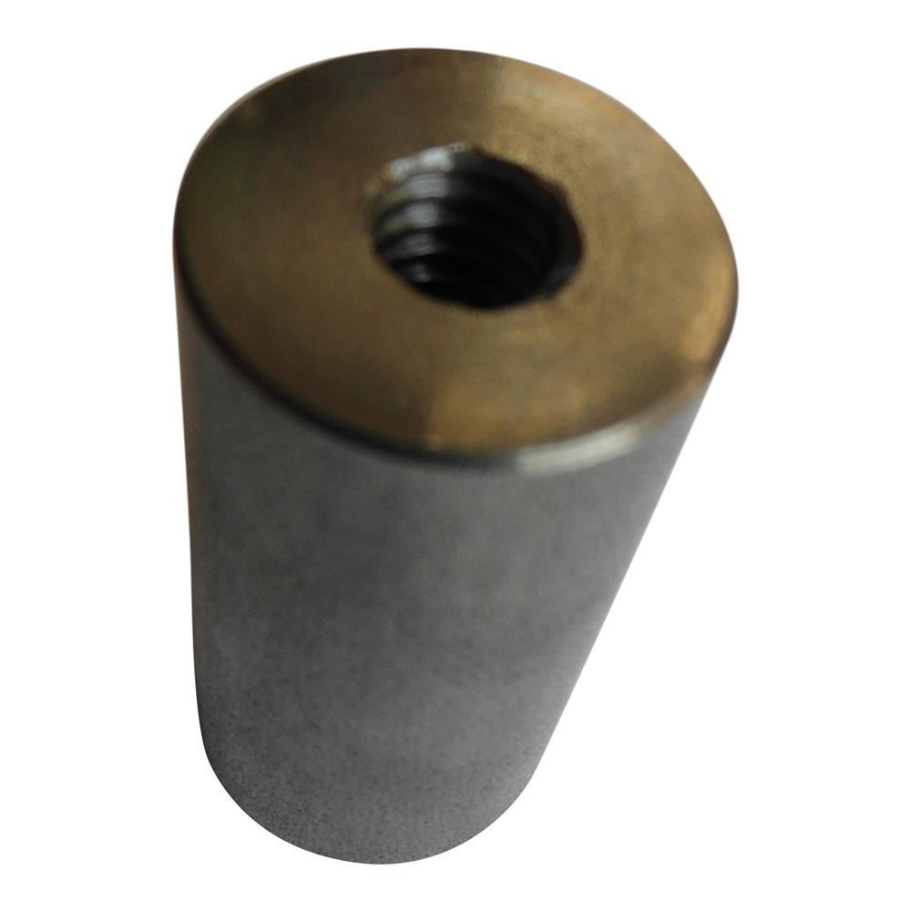 Bung 1/4 UNC - Lasprop 1/4 UNC schroefdraad - 30mm lang