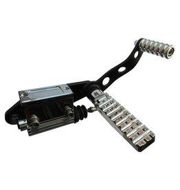 Forward Controls for BigTwin 36-99 - Aluminum