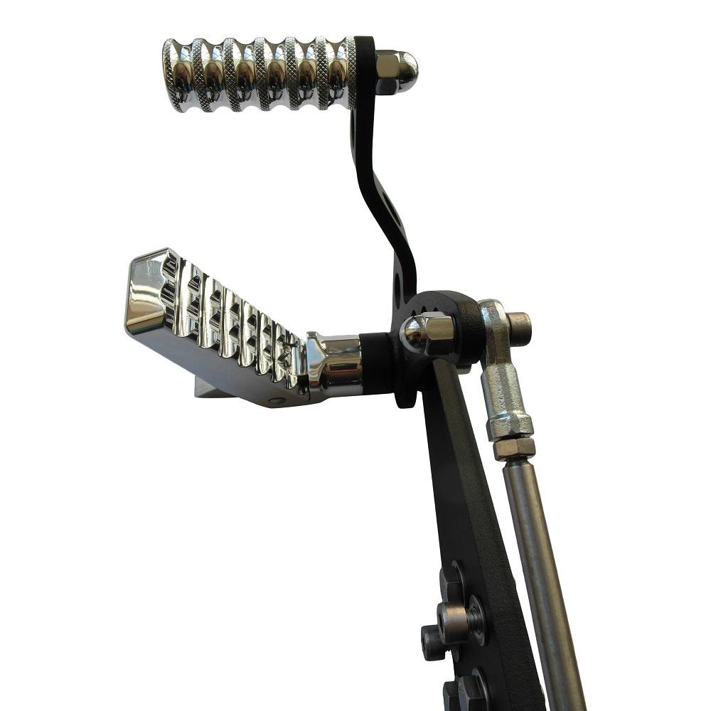 Forward Controls for Shovelhead 36-99 - Aluminum