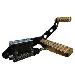 Messing Forward Controls voor HD BigTwin 36-99