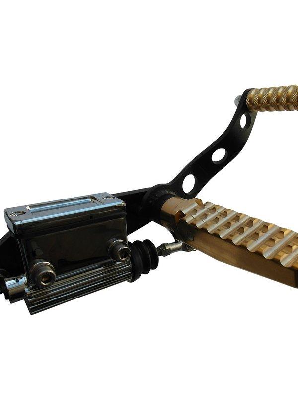 Brass Forward Controls for HD BigTwin 36-99
