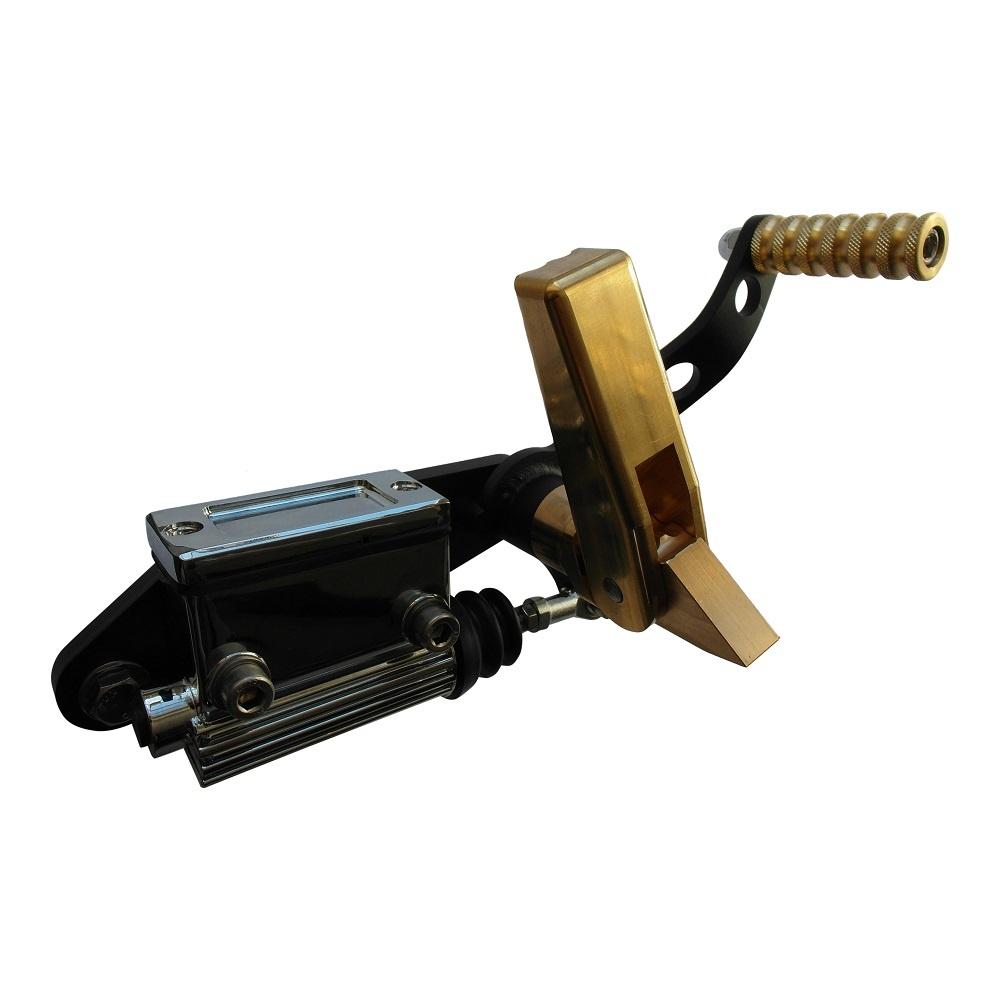 Forward Controls for Shovelhead 1936-1999 - Brass