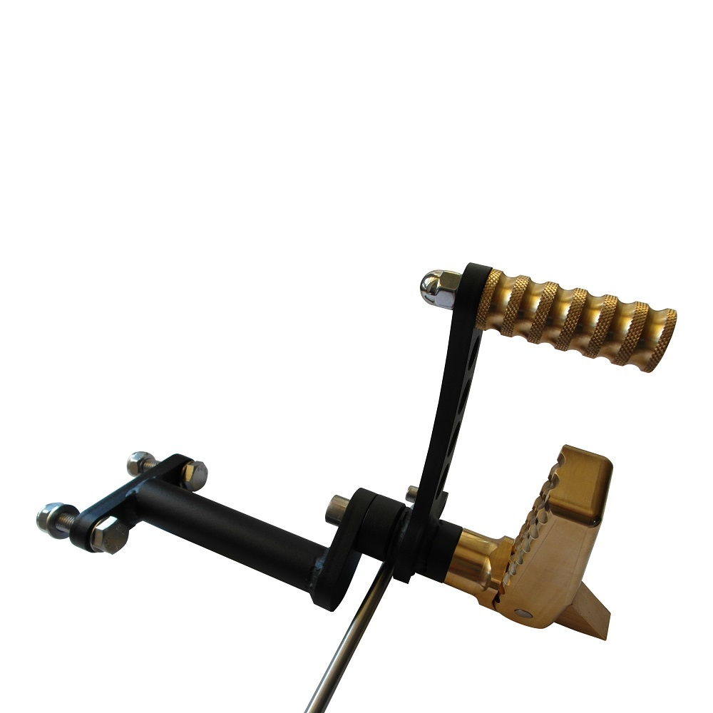 Brass Forward Controls for Sportster 1986-2003