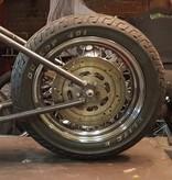 Hinterachse stahl platten für Hardtail motorrad - 2er Set