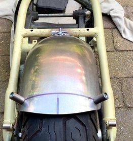 Kundenspezifische hintere Kotflügelhalterung für Motorräder (Stahl)