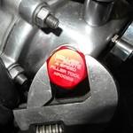4 Speed vuldop tool - voor HD Shovelhead versnellingsbak