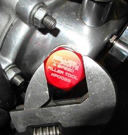 4 Speed filler tool - for HD Shovelhead Transmission