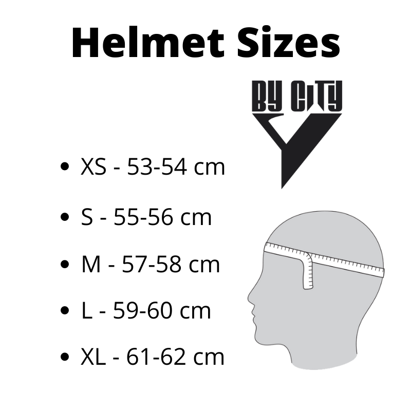 Helmet Sizes By City - Kollies Parts