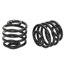Spiral Springs Black 2 inch
