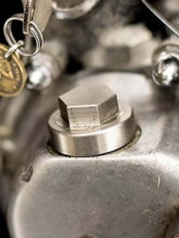 4 Speed Vuldop - voor HD Shovelhead versnellingsbak