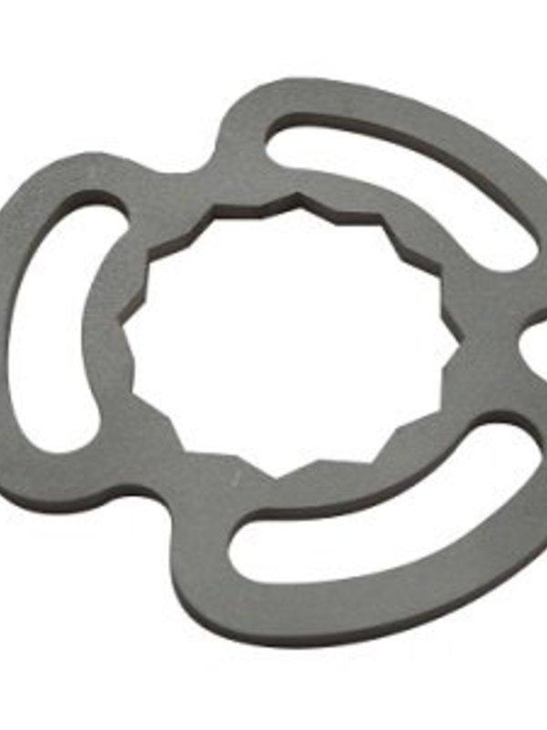 Crankshaft Nut Borger - for HD Shovelhead with open belt
