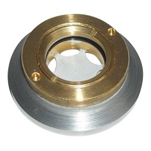 Messing Schauglas - für kundenspezifischen Öltank oder Kraftstofftank