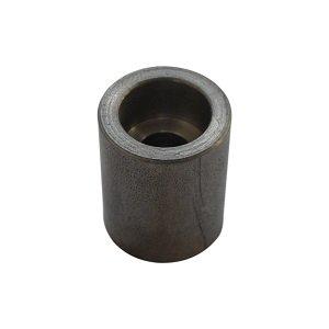 Schweißspunde 6mm Zähler Bored L = 20