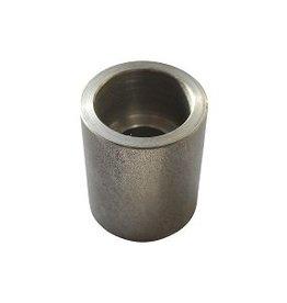 Schweißspunde 12mm Zähler Bored L = 30