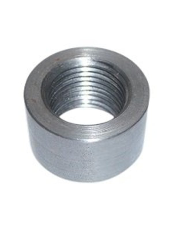 Bung 3/8 NPT - Staal
