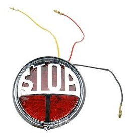 Motorrad Miller LED Bremsleuchte