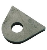 Stahlschweißband - Bremsanker 1/2 - 13mm