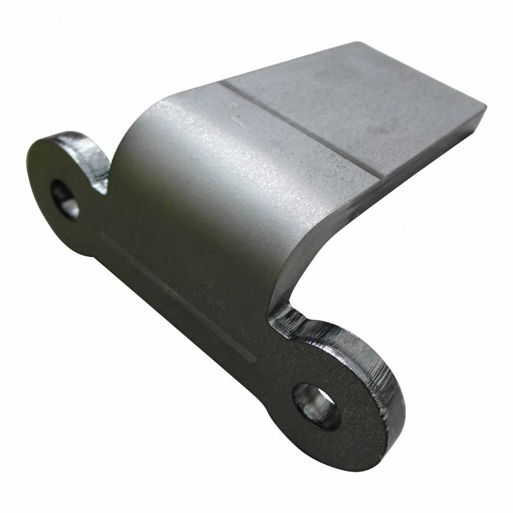 Custom Motor Spatbord Steun - Dubbel