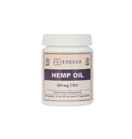 Endoca Cbd Capsules 300 Mg