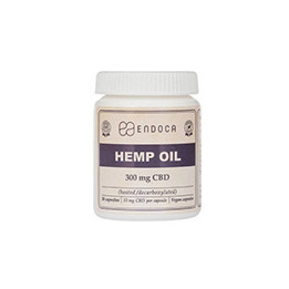 Endoca Cbd Capsules 300 Mg