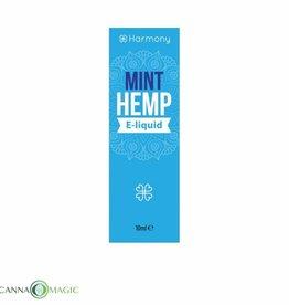 Harmony - CBD e-Liquid Mint Hemp