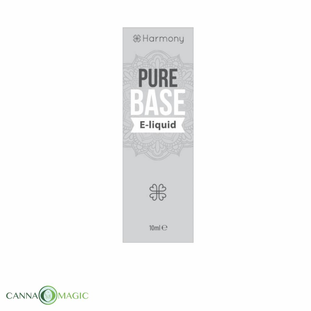 Harmony - CBD e-Liquid Pure Base