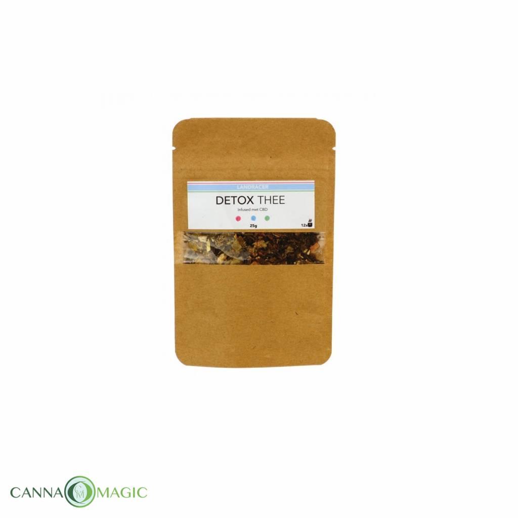 Landracer Bio Detox Tea Cbd Infused 25Gr