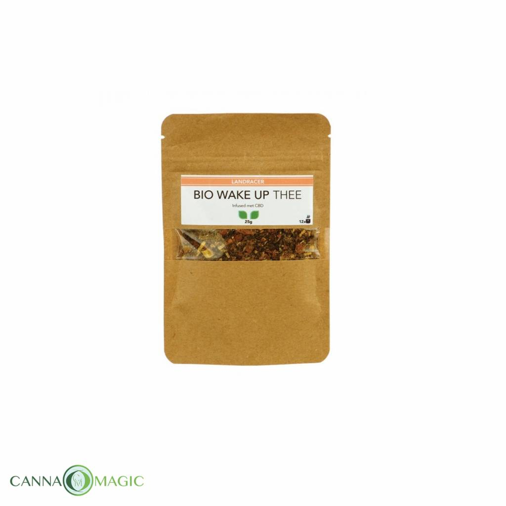 Landracer Wake Up Cbd Tea 25Gr