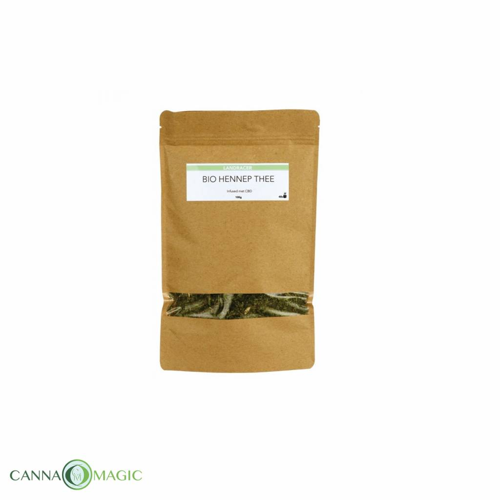 Landracer Hemp Cbd Tea 100Gr