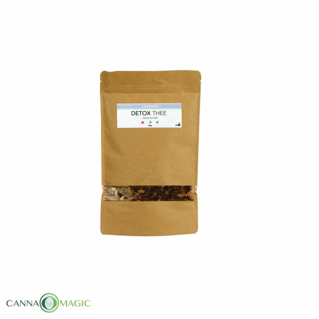 Landracer Detox Cbd Tea 100Gr
