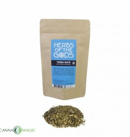 Herbs of the Gods - Yerba maté