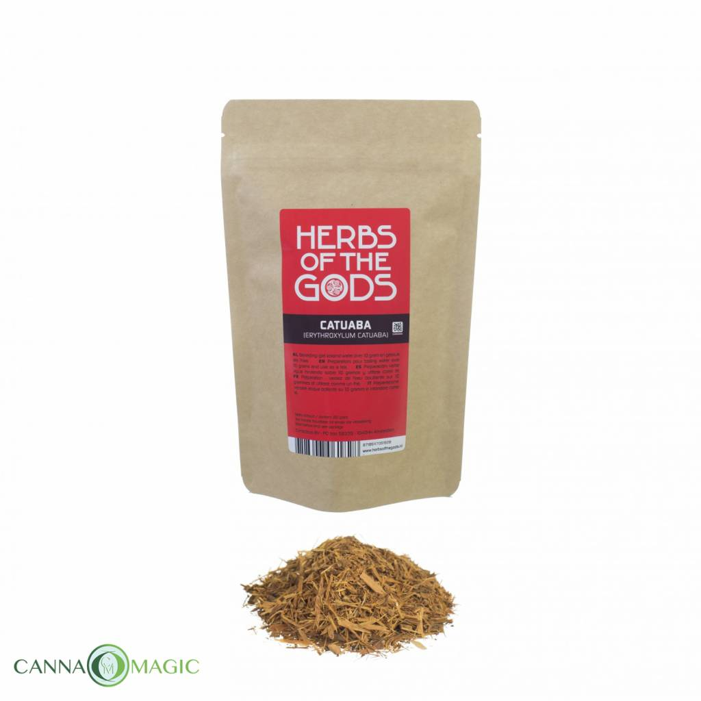 Herbs of the Gods - Catuaba