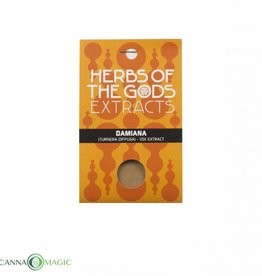 Herbs of the Gods - Damiana extract