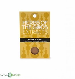 Herbs of the Gods - Muira Puama extract 4:1