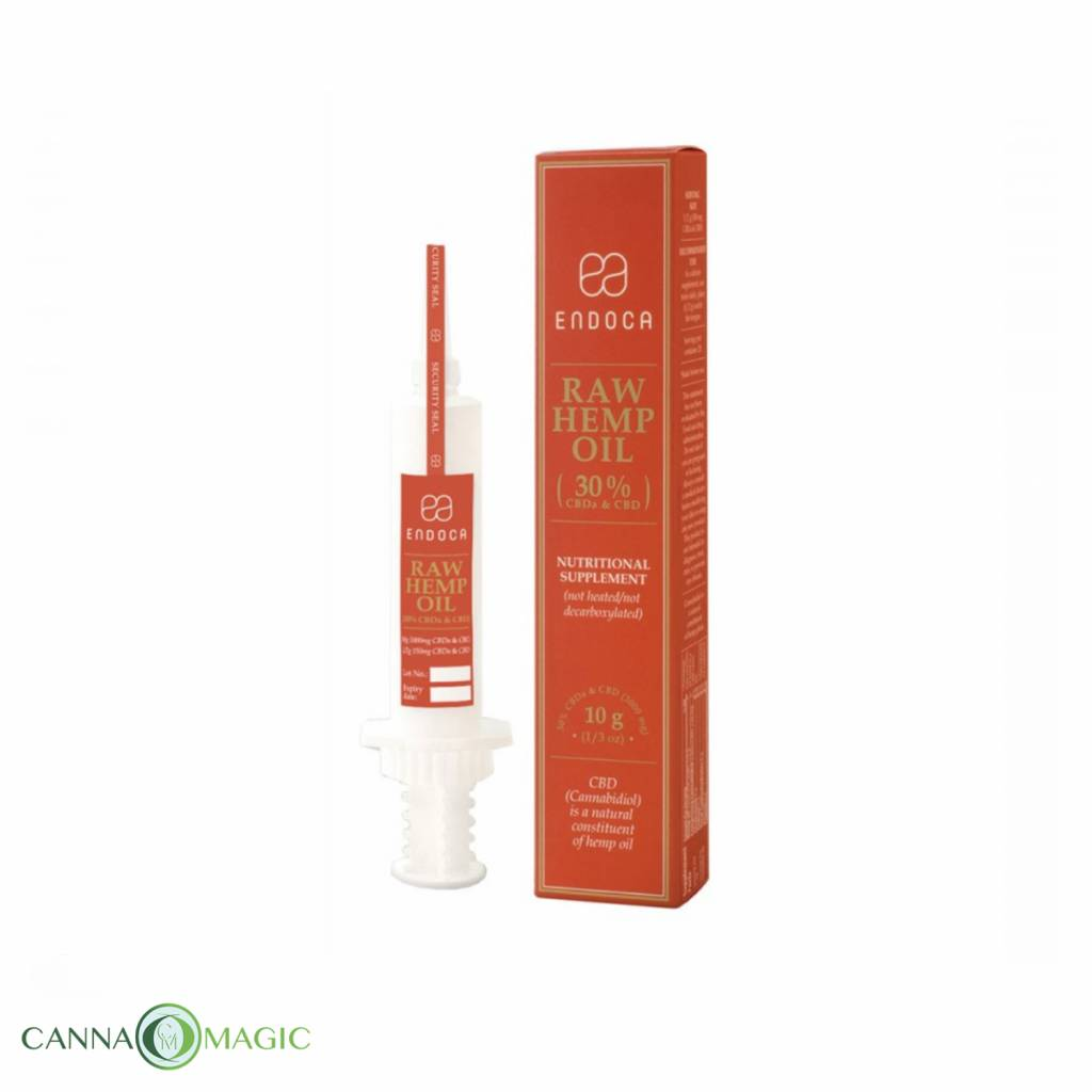 Endoca Hemp Paste Raw 10Gr 30% Cbd & Cbda