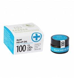 Endoca Hemp Oil Paste 1 Gram 10% Raw Cbd