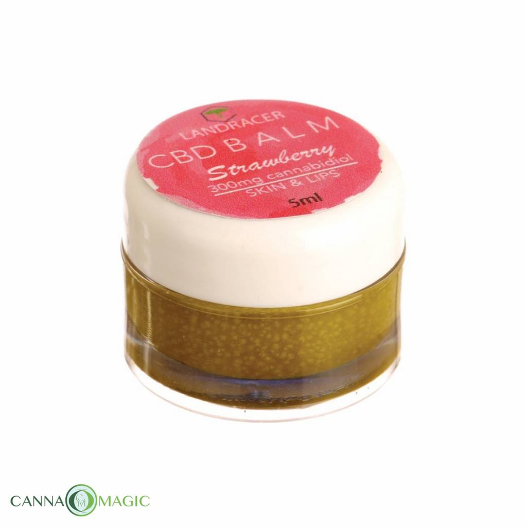 Landracer Cbd Balm Strawberry 300Mg Cbd 5Ml