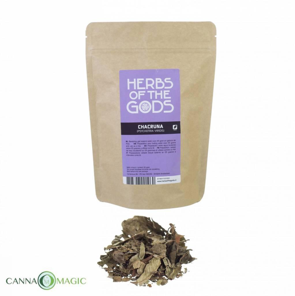 Herbs of the Gods - Chacruna (Psychotria viridis)