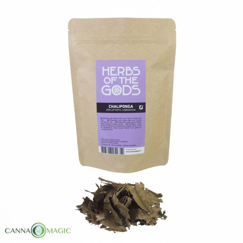 Herbs of the Gods - Chaliponga (Diplopterys cabrerana)