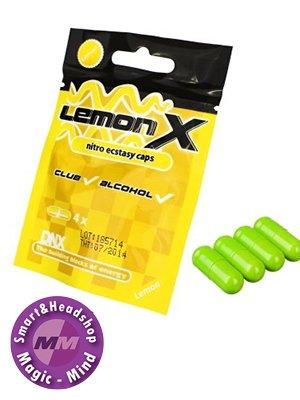 Lemon X (4 caps)