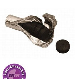 Shisha Charcoal (1x10pcs Ø33mm)