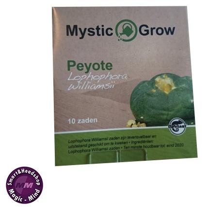 Peyote (Lophophora Williamsii) zaden