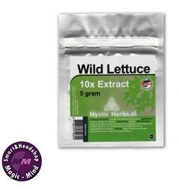 Wild Lettuce 10X Extract