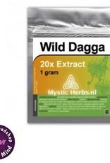 Wild Dagga 20X Extract
