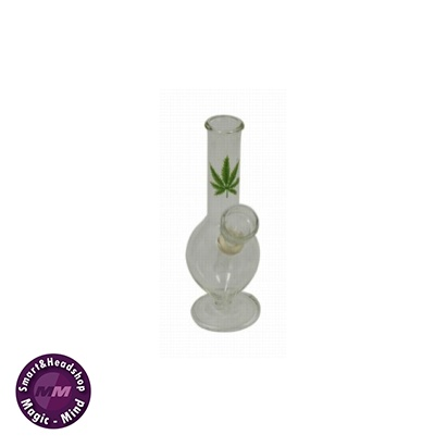 Small glass bong 12 cm