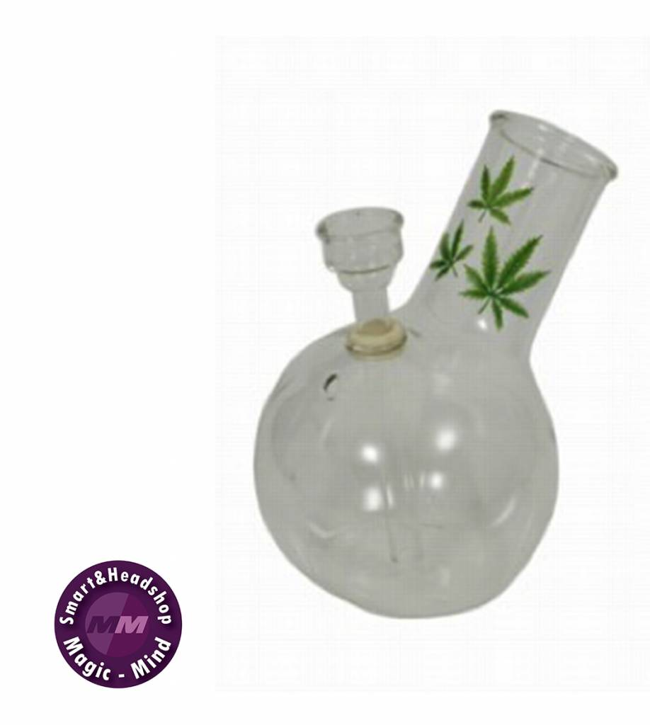 Glass bong handmodel
