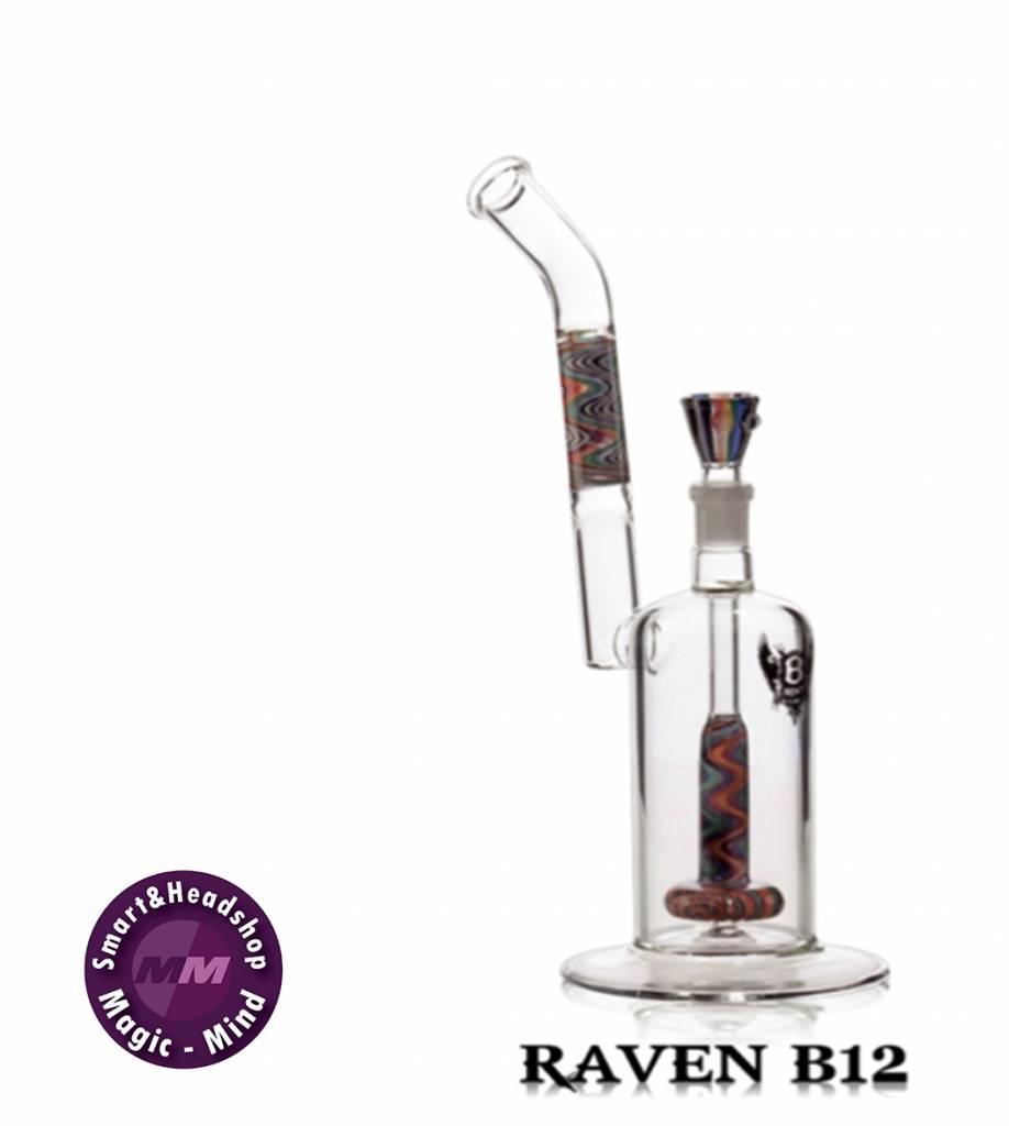 Bent Raven Bubbler B-12