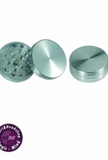 Aluminium Grinder Aluminium (Ø43mm, 2 parts)