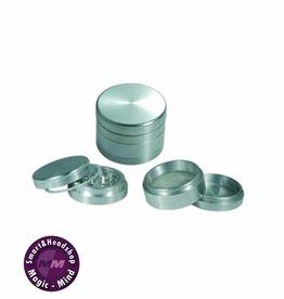 Grinder Aluminium (Ø55mm, 4 parts)