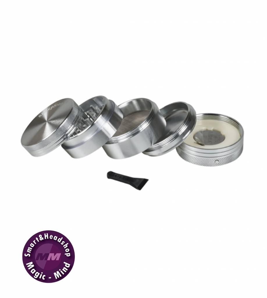 Sharpstone Vibrating Grinder Silver (Ø56mm, 5 parts)